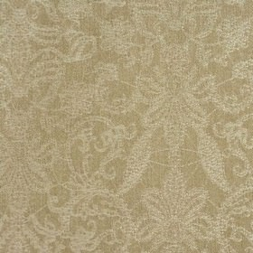 Samsara - Sand - Similar grey and beige shades making up a large, very subtle pattern on fabric made from polyester and viscose