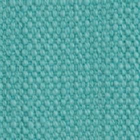 Savanna - Aqua - Bright aquamarine coloured fabric woven from 100% cotton