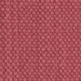 Savanna - Coral - Fabric woven from 100% cotton in a dark shade of pink