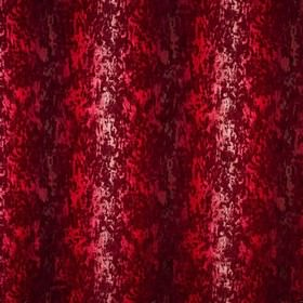 Baroque - Ruby - Luxurious garnet coloured polyester and viscose blend fabric, finished with a slightly patchy, mottled finish