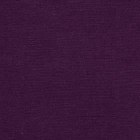 Panama - Aubergine - Luxurious deep aubergine purple coloured 100% cotton fabric