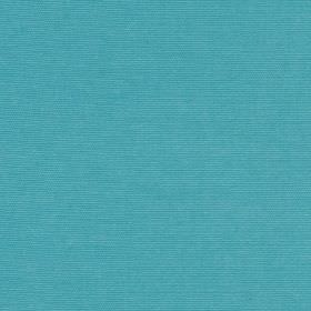 Panama - Cornflower - Bright aqua blue coloured fabric made from 100% cotton