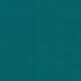 Panama - Peacock - Deep turquoise coloured 100% cotton fabric