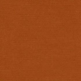 Panama - Rust - Warm brown and red colours blended together into a plain, bold fabric made from 100% cotton