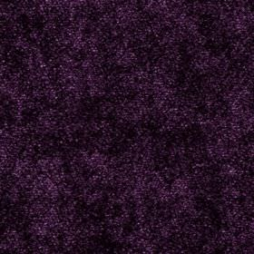 Velvet - Aubergine - Very slightly speckled, textured fabric made from 100% polyester in a dark, indulgent shade of purple
