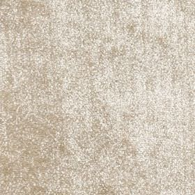Velvet - Cream - Pale grey and bright white coloured 100% polyester fabric finished with a soft texture and a very subtle speckled effect