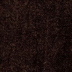 Velvet - Mocha - Soft, very subtly speckled, textured, dark chocolate brown coloured 100% polyester fabric