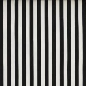 Sofia - Broad Striped, Black & White - IKEA broad black and white striped fabric