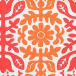 IKEA - Fredrika - Red and Orange