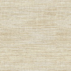 Arran - Natural - Plain textured fabric with natural colour