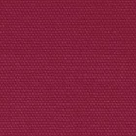 Kensington - Cranberry - Plain cotton fabric with cranberry colour