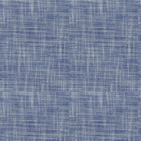 Newbury Hopsack - Blue - Plain fabric with blue colour