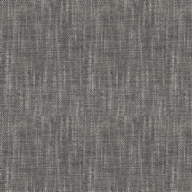 Newbury Hopsack - Charcoal - Plain fabric with charcoal colour