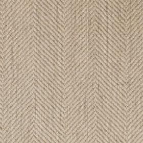 Atlantic Union - Cream - Plian linen fabric with cream colour