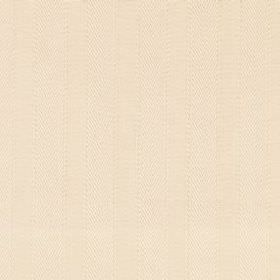 Organic Stripe - Jacquard - Plain cotton fabric with cream colour