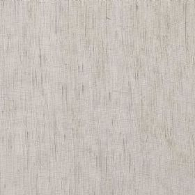 Padstow - Rustic - Plain linen fabric with grey colour