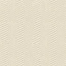 Plantation Herringbone - Natural - Plain cotton fabric with natural colour