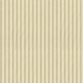 Ticking 01 - Cream - Natural cotton fabric with cream stripes