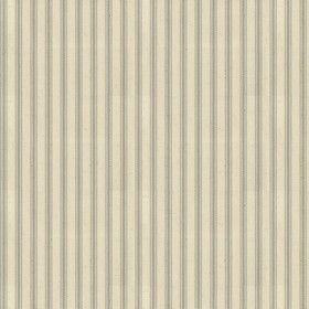Ticking 01 - Grey - Natural cotton fabric with grey stripes