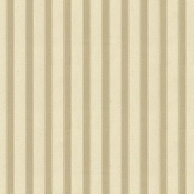 Ticking 2 - Cream - Natural cotton fabric with cream stripes
