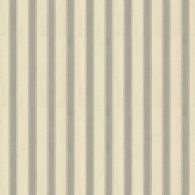 Ticking 2 - Grey - Natural cotton fabric with grey stripes
