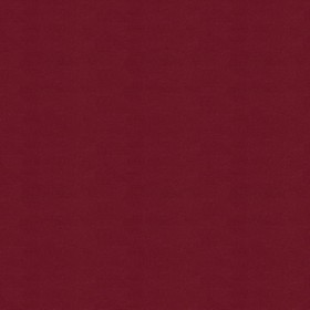 Velvet - Peony - Plain cotton fabric with dark red colour