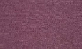 Chelsea - Plum - Linen fabric made in a plain dark purple colour