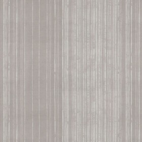 Fulham - Linen - Light grey stripes which are patchy, placed at shortening intervals over green-grey linen fabric