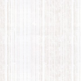 Fulham - White - White linen fabric printed with stripes which get closer together in grey