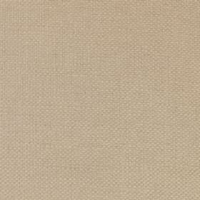 Campbell Union - Corn - Plain linen fabric with darker beige colour