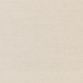 Campbell Union - Cream - Plain linen fabric with cream colour