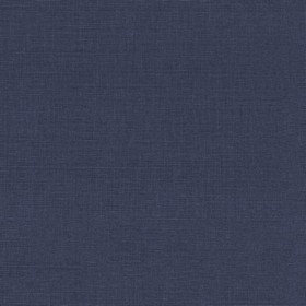 Putney - Navy - Fabric made from linen in such a dark shade of blue that it is almost black