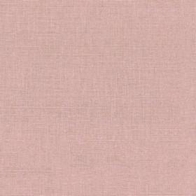 Putney - Pink - Linen fabric made in a plain light purple-grey colour