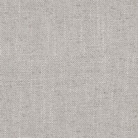 Arran - Mid Grey - Steel grey and white coloured speckled fabric made from 67% viscose and 33% linen