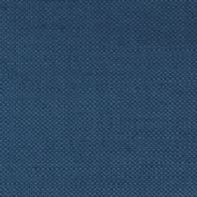 Campbell Union - Indigo - Plain linen fabric with indigo colour