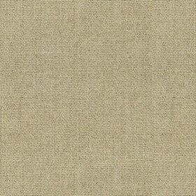 Stirling - Flax - Plain coffee coloured fabric woven from 100% linen