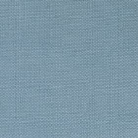 Campbell Union - Sky - Plain linen fabric with sky colour