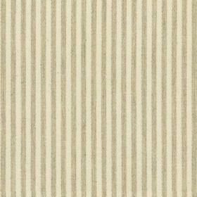 Candy Stripe - Cream - Beige cotton fabric with cream stripes