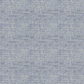 Dundee - Blue - Plain cotton fabric with blue colour