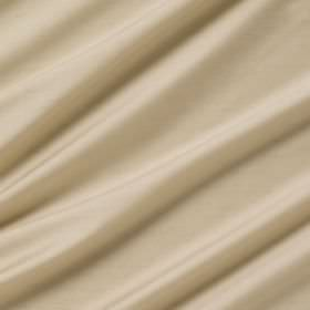 Astor - Elder Down - Swathes of light gold coloured fabric made from 100% polyester