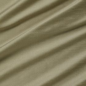Astor - Oxide - Folds of 100% polyester fabric made in an unusual mix of grey and green