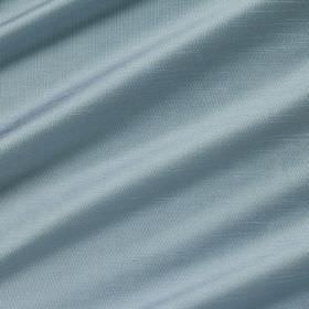 Astor - Liberty - Neat folds of powder blue coloured 100% polyester fabric