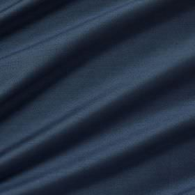 Astor - Breton - Swathes of dark midnight blue coloured 100% polyester fabric