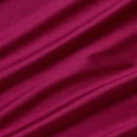 Astor - Boutique - Fabric arranged in folds of fuschia coloured 100% polyester