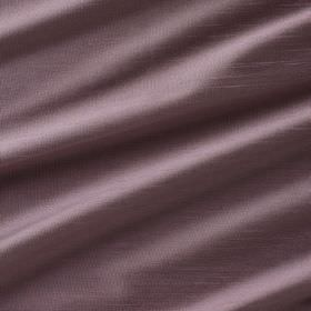 Astor - Larkspur - Swathes of silvery purple coloured fabric made from nothing but polyester