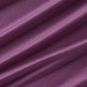 Astor - Bloom - Swathes of fabric made from violet coloured 100% polyester