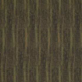 Aurora Silk - Volcano - Fabric made from polyester and silk with a patchily coloured finish in dark grey and olive green