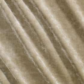 Carnaby Velvet - Sandpiper - Softly textured light grey-beige coloured cotton, viscose, polyester and silk blend fabric