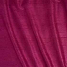 Vienne Silk - Bengal - Silk and viscose blend fabric made in a bold, vibrant fucshia colour