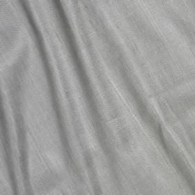 Vienne Silk - Dove - Classic light silver-grey coloured fabric made with a silk and viscose blend